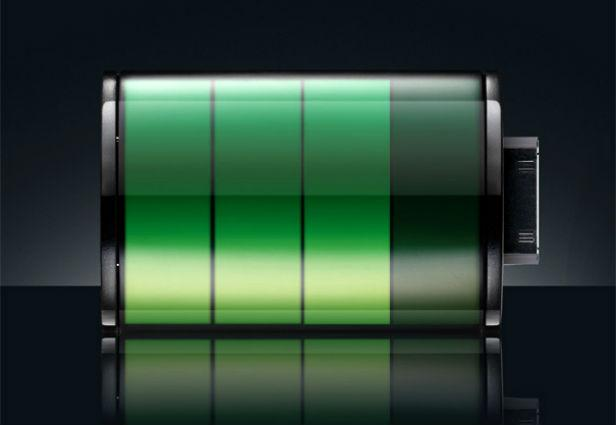 Bateria de smartphones