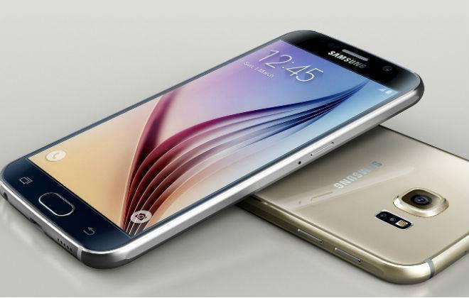 Smartphones da Samsung