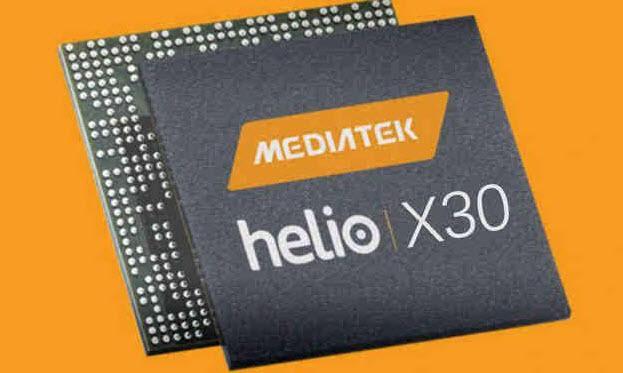 Chipset Helio X30